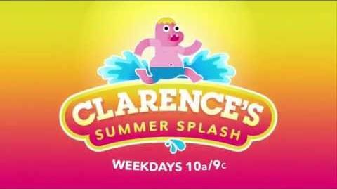 Clarence's Summer Splash Promo