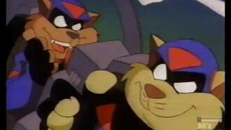 Swat Kats Macho Man Cartoon Network promo 1995