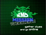 Kids Next Door: Mission Weekend