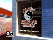 Generic bumper-Chan's Kung-Fu Academy