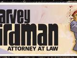 Harvey Birdman, Abogado