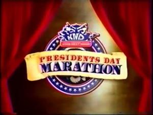 KND President's Day Marathon