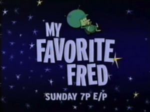My Favorite Fred Logo