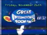 The Great International Toon-In
