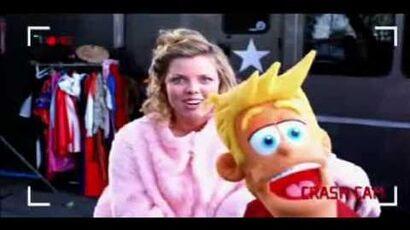 Cartoon Network's Jib & Crash the Hollywood seekers