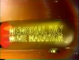 The Memorial Day Movie Marathon