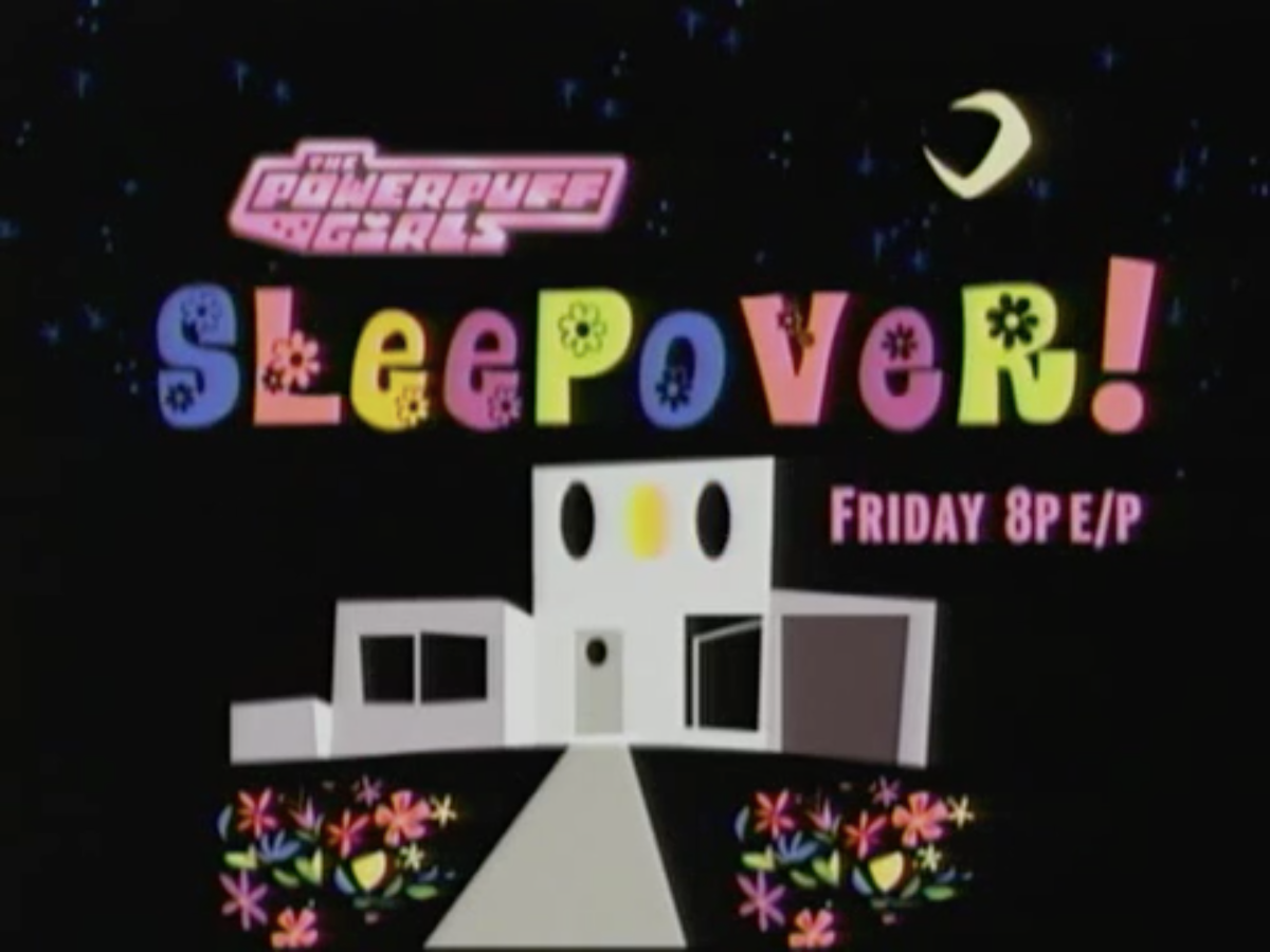 The Powerpuff Girls Sleepover The Cartoon Network Wiki
