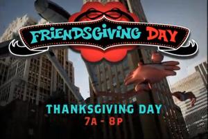 Friendsgiving Day