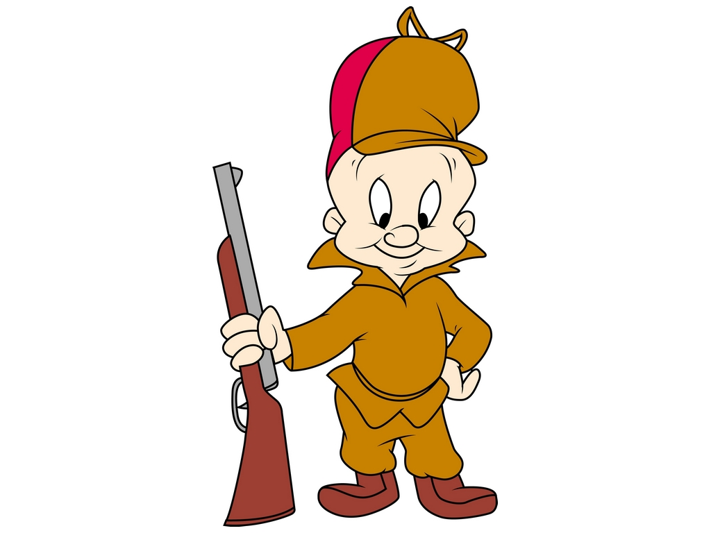 Cartoon network swinger fudd
