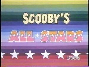 Scooby's All-Stars title