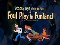 Foul Play in Funland title card