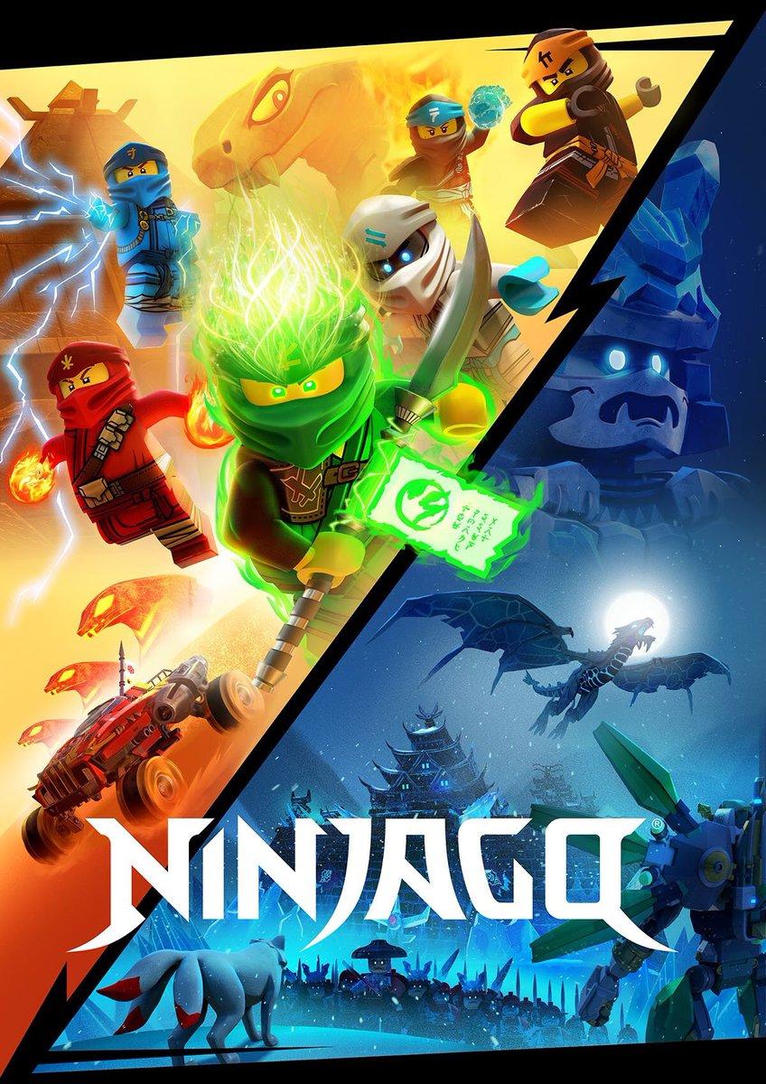 Lego Ninjago: Masters of Spinjitzu   The Cartoon Network
