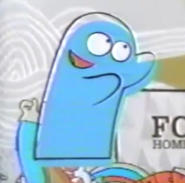 Fall era show icon - Blooregard Q. Kazoo (Foster's Home for Imaginary Friends)