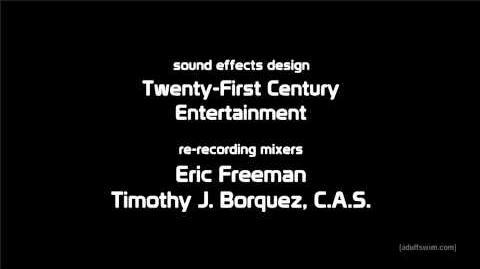 Titán Sim-Biónico - Creditos (2010)