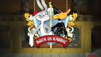 Duck Vs Rabbit - Cartoon Network - Promo - 2003 - Looney Tunes