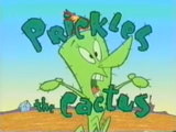 Prickles the Cactus