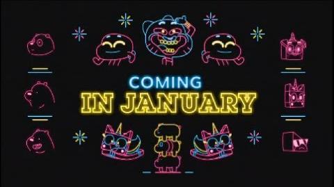 Cartoon Network-New New Every Friday Night January 2018 (Promo) 720pHD