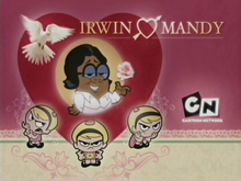 Irwin Hearts Mandy 2007 Title Card
