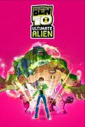 Ben 10 Ultimate Alien HBO Max cover