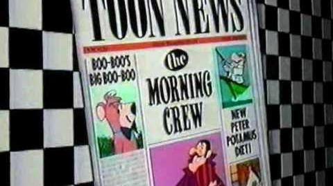 Cartoon Network - The Morning Crew Opening