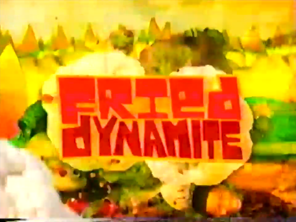 Fried Dynamite | The Cartoon Network Wiki | FANDOM powered