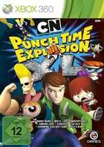 Punch Time Explosion XL (Cartoon Network) - -Xbox 360-