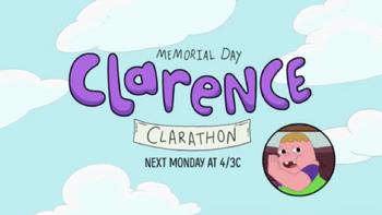 Memorial Day Clarathon
