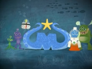 Miguzi logo (Summer 2006-June 1, 2007)