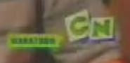 CN marathon screen bug (green, white and blue variant)