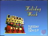 Cartoon Theatre: Holiday Week