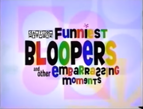 Cartoon Network's Funniest Bloopers and Other Embarrassing Moments