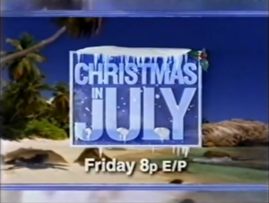 Christmas in July 2003