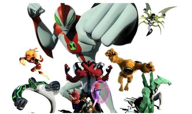 ben 10 destroy all aliens the cartoon network wiki fandom