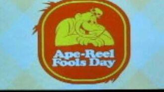 Boomerang Ape Reel Fools Day Promos Cartoon Network