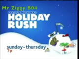 Cartoon Network's Holiday Rush