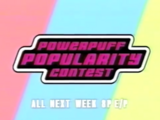 Powerpuff Popularity Contest