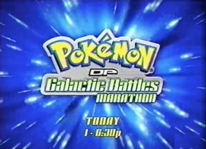 Pokemon Galactic Battles Marathon