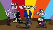 Batman, el Joker y Dos Caras