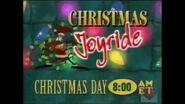 Christmas Day Christmas Joyride - The Cartoon Network - Promo - 1994