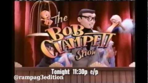 The Bob Clampett Show Promo (2000)