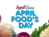 April Food's Day