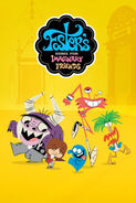 Foster's Home for Imaginary Friends HBO Max cover