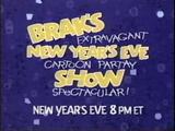 Brak's Extravagant New Year's Eve Cartoon Party Show Spectacular!