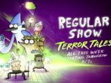 Regular Show Terror Tales Week