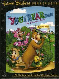 Yogi Bear Show DVD