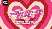 The Powerpuff Girls - Power Five-Hour 2014 Marathon