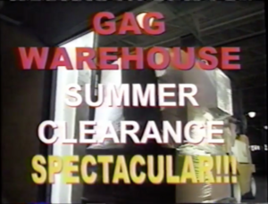 Gag Warehouse
