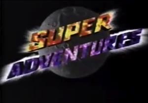 Super Adventures Logo (1995-1996)