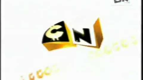 Cartoon Network Asia New Wave Money (ident)