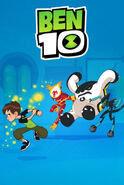 Ben 10 (2016) HBO Max cover